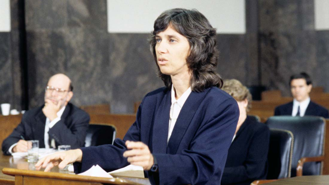 Lawyer Beth Stephens featured in the film Punitive Damage