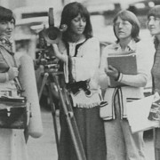 1976 film crew from Sheilas 28 Years On