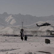 Bamiyan - a still from He Toki Huna: New Zealand in Afghanistan
